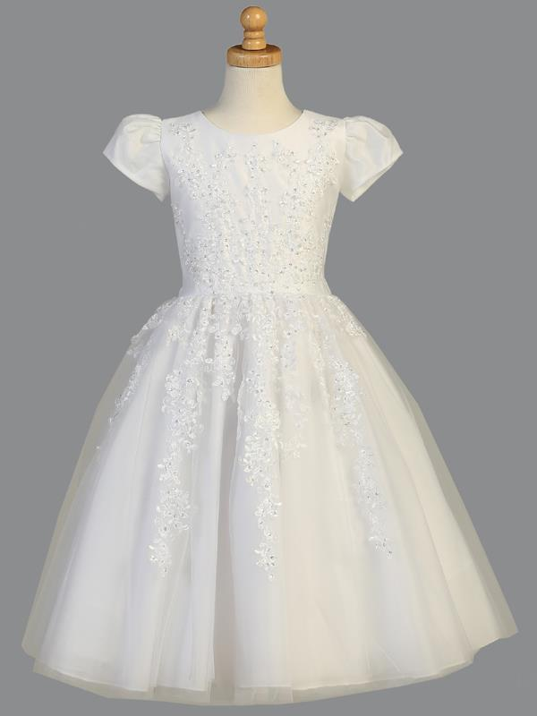 Communion Dress - Tulle Dress