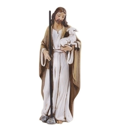 "GOOD SHEPHERD FIGURE 4""H"