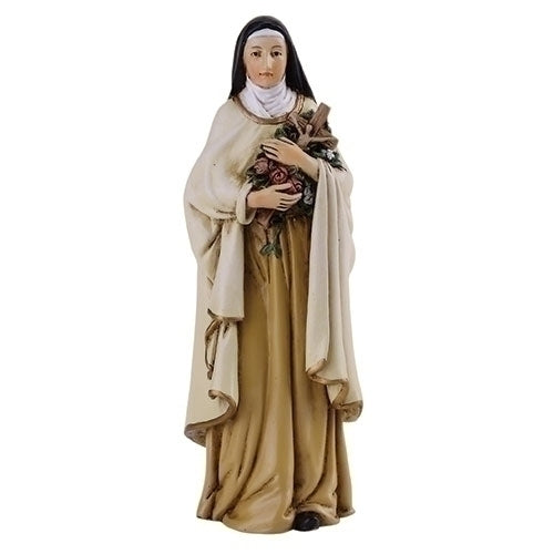 "THERESE - ST THERESE FIGURE 4""H"