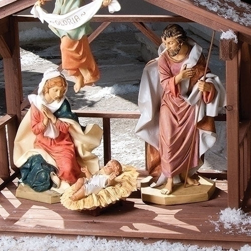 "HOLY FAMILY 27"" SCALE 3 PC SET"