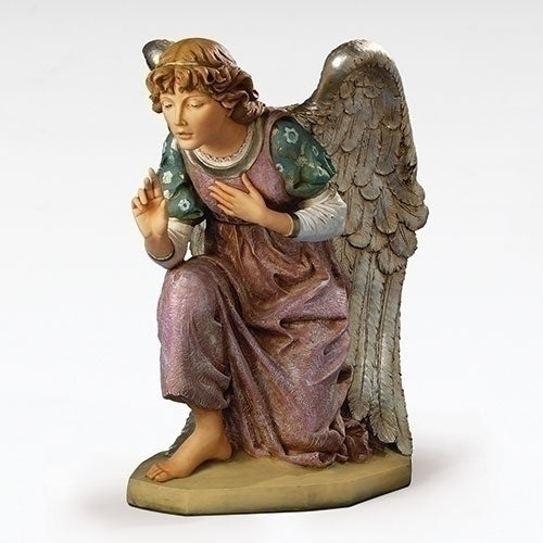 "ANGEL - 50"" SCALE KNEELING ANGEL"