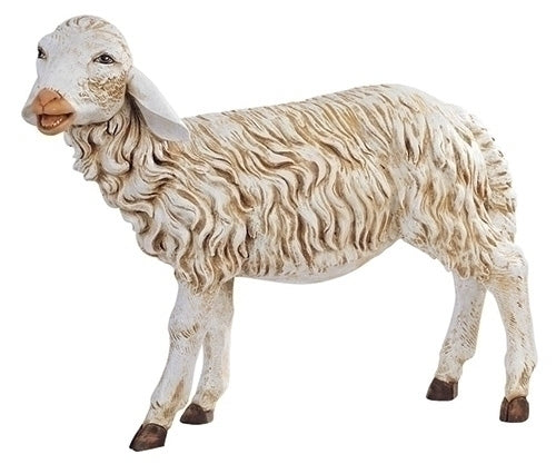 "SHEEP - 50"" SCALE STANDING SHEEP"