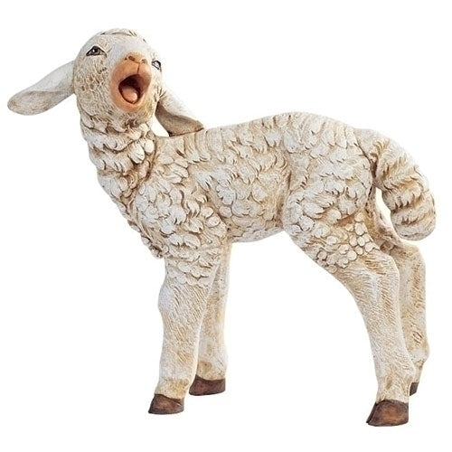 "SHEEP - 50"" SCALE SHEEP W/HEAD TURNED"