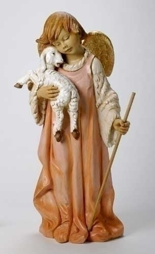 "ANGEL - 50"" SCALE LITTLE SHEPHERD ANGEL"