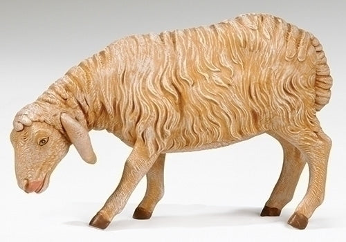 "SHEEP - 27"" SCALE STANDING SHEEP W/"