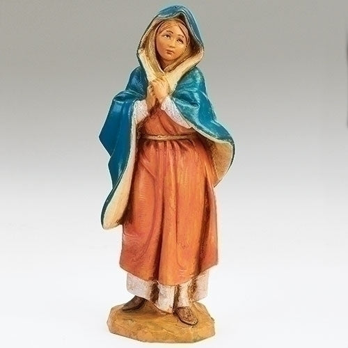 "MARY - 5"" SCALE MARY  MOTHER OF CHRIST"