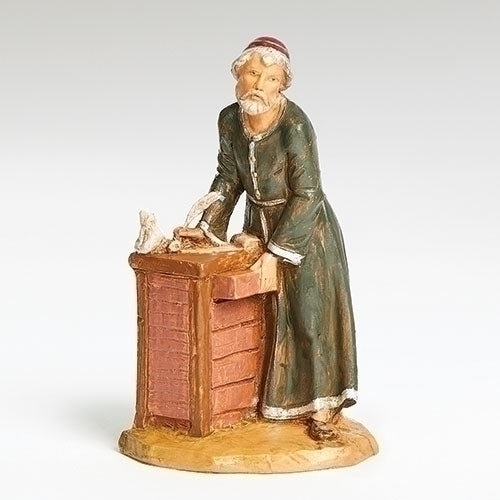 "TAX COLLECTOR - 5""SCALE ZACCHAEUS TAX COLLECTOR"