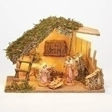 "NATIVITY 5"" SCALE 4 FIGURE"