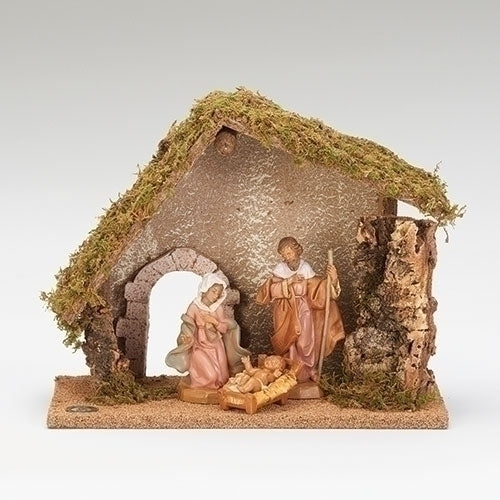 "NATIVITY 5"" SCALE 3 FIGURE"