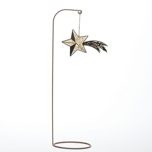 "ORNAMENT STAND - 18.5""H STAND FOR STAR ORNAMENT"