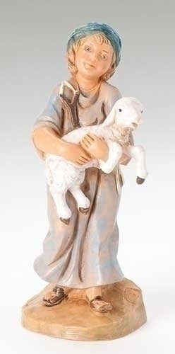 "SHEPHERD - 5"" SCALE SILAS  BOY SHEPHERD"