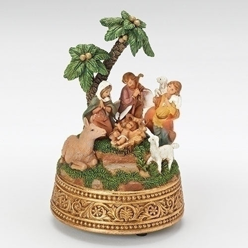 "MUSICAL NATIVITY 5.75""H"