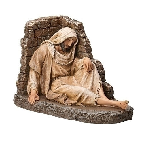 "Jesus Compassion Figure 5.75""H"