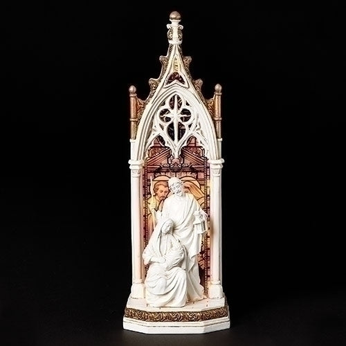 "Holy Family Arch Window Figure 11.75""H LED"
