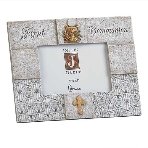 "COMMUNION FRAME 3x5 - 6.5""H"