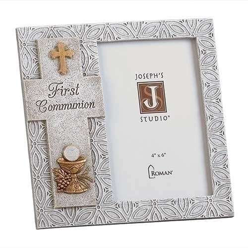 "COMMUNION FRAME 4X6 - 7.25""H"