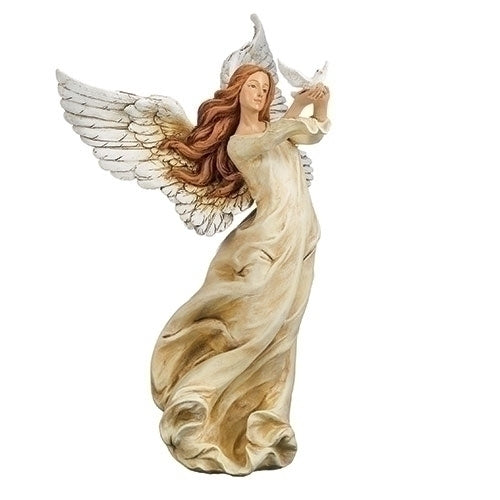 "ANGEL - 10""H AMAZING GRACE ANGEL"