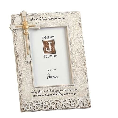 "COMMUNION FRAME - 3.5X5 - 8"" H"