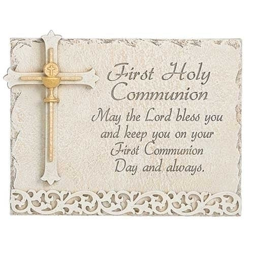 "Communion Wall Plaque 6""H"