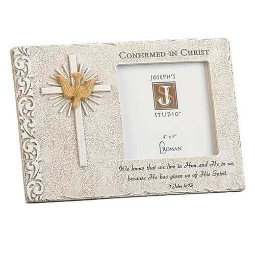 "Confirmation Frame 4X4 6""H"