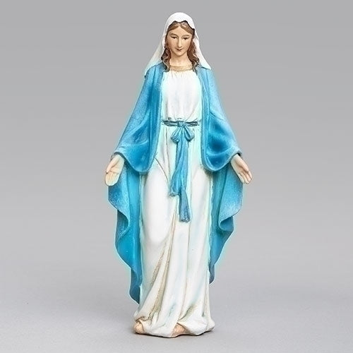 "OUR LADY OF GRACE FIGURE 6""H"