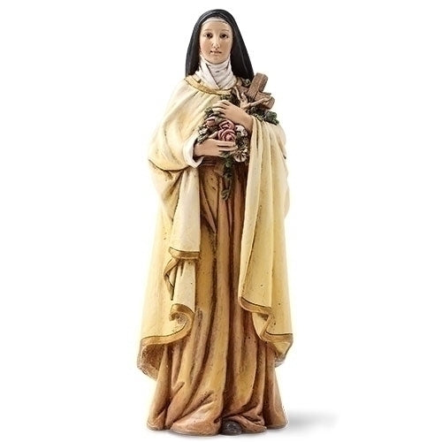 "THERESE - ST THERESE FIGURE 6.25""H"
