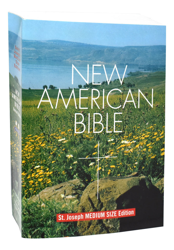 Bible - St. Joseph NABRE (Student Edition, Medium Size)