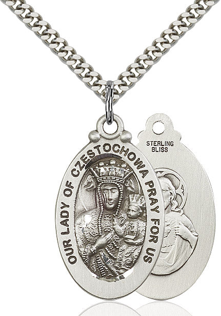 Our Lady of Czestochowa         6095SS/24S