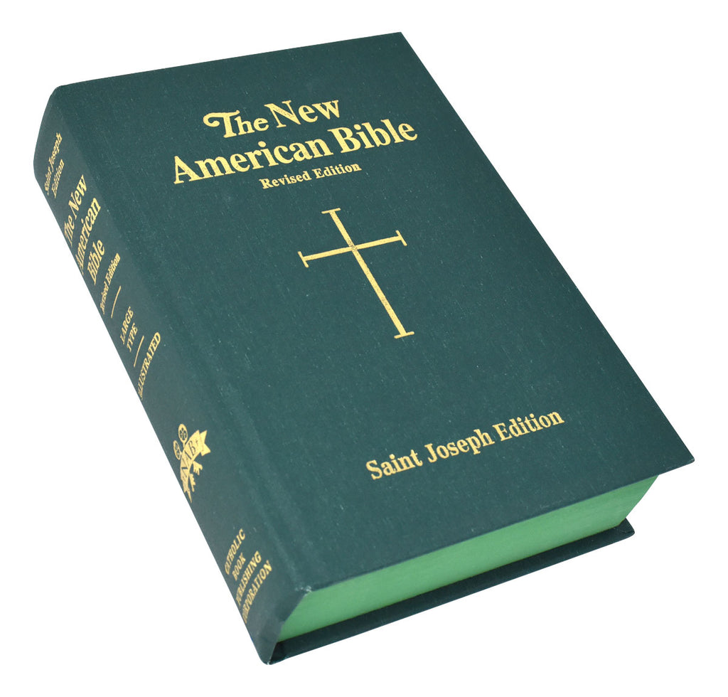 Bible -St. Joseph NABRE (Deluxe Student Edition - Full Size)