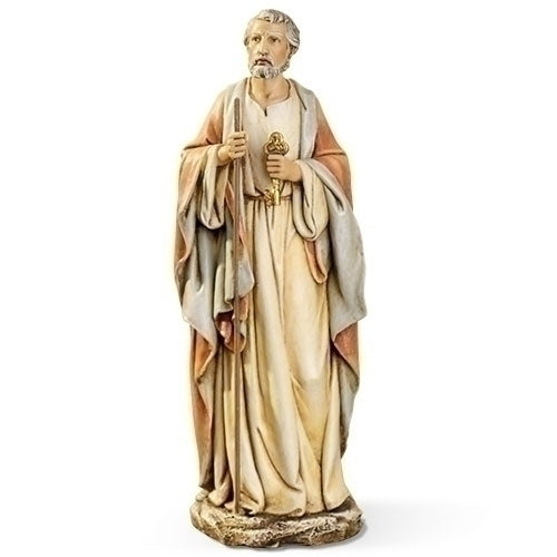 "Peter - St. Peter with Keys Figure 10.5""H"