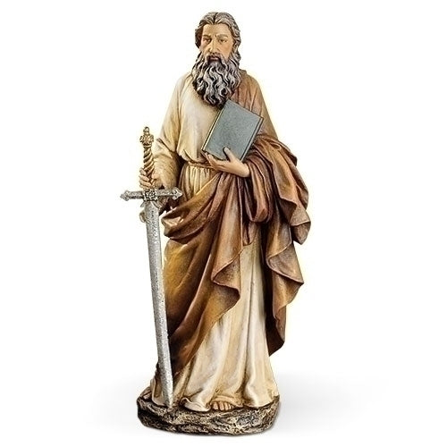 "Paul - St. Paul with Book Figure 10.5""H"