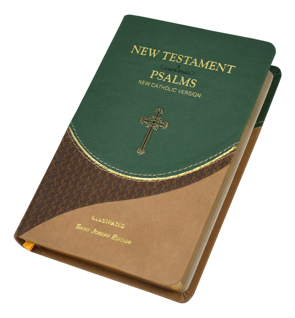 Bible - St. Joseph New Catholic Version New Testament And Psalms
