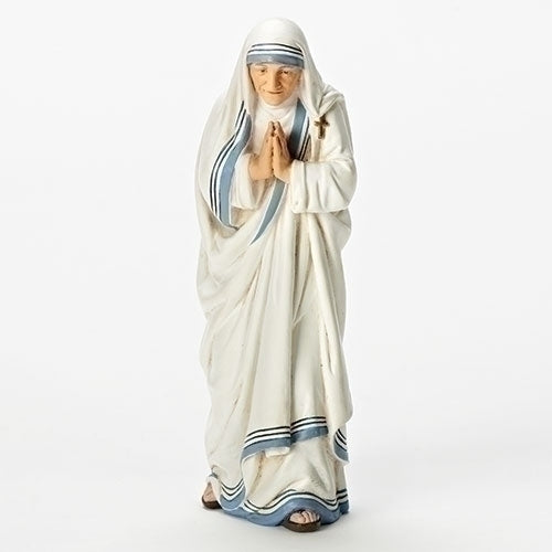 "Mother Therese - St. Theresa of Calcutta 5.5""H"