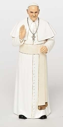 "Pope Francis Figure 6.25""H"
