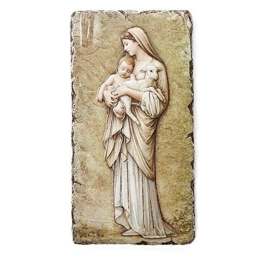 OUR LADY OF INNOCENCE WALL PLAQUE