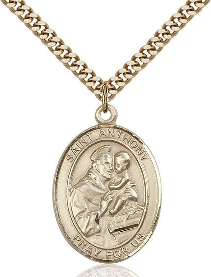 Anthony - ST. ANTHONY of PADUA Medal 6 OPTIONS