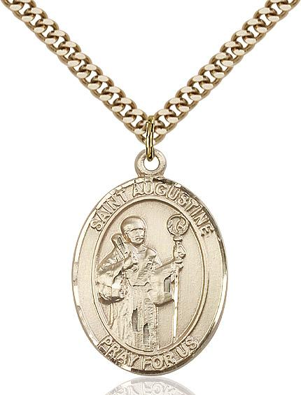 Augustine - ST. AUGUSTINE Medal 6 OPTIONS