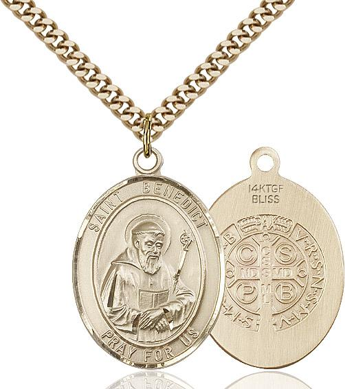Benedict - ST. BENEDICT Medal 6 OPTIONS