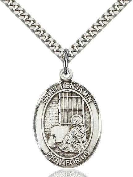 Benjamin - ST. BENJAMIN Medal 6 OPTIONS