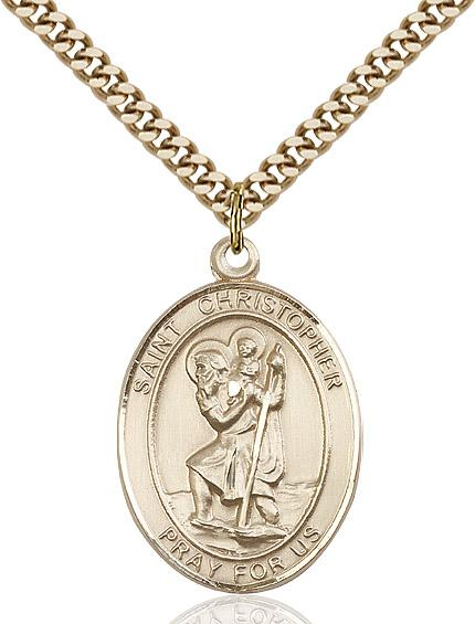 Christopher - ST. CHRISTOPHER Medal