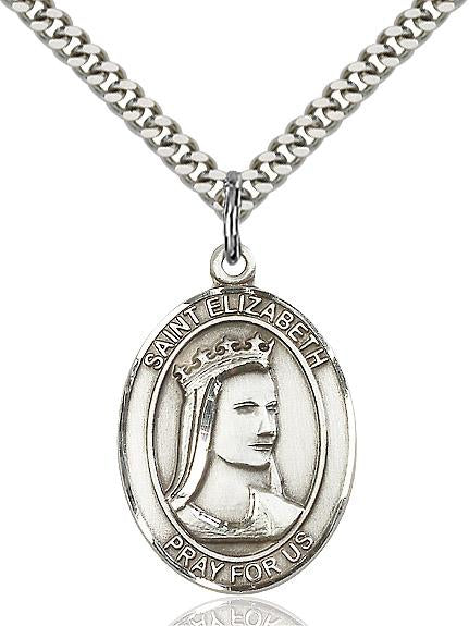 Elizabeth - ST. ELIZABETH of HUNGARY Medal 6 OPTIONS