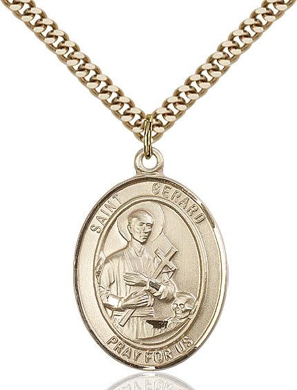 Gerard - ST. GERARD MAJELLA Medal 6 OPTIONS