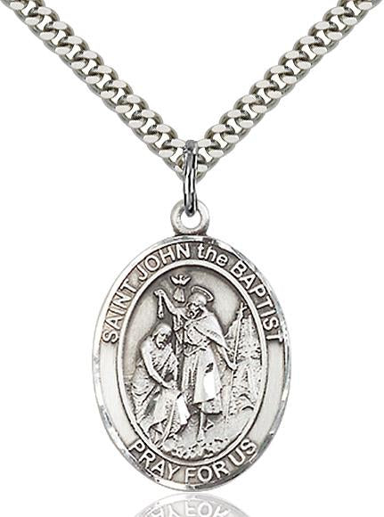 John - ST. JOHN the BAPTIST Medal 6 OPTIONS