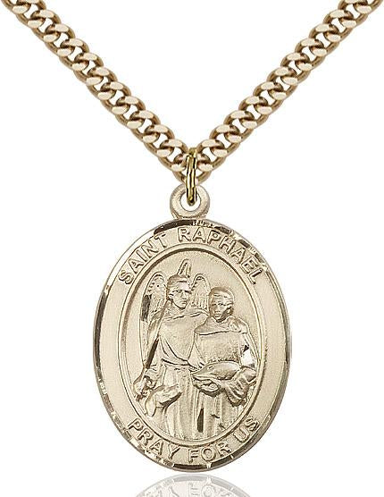 Raphael - ST. RAPHAEL the ARCHANGEL Medal 6 OPTIONS