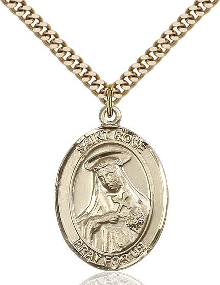 Rose - ST. ROSE of LIMA Medal 6 OPTIONS