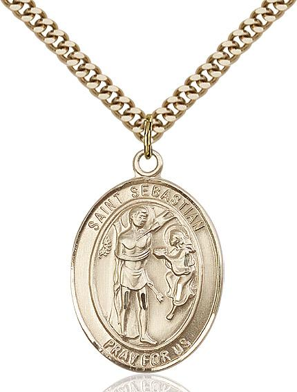 Sebastian - ST. SEBASTIAN Medal 6 OPTIONS