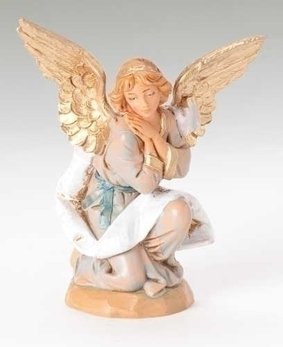 "ANGEL - 5"" SCALE KNEELING ANGEL"