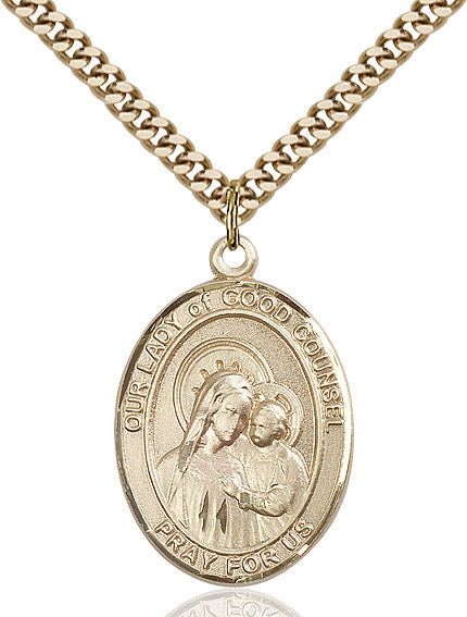 Our Lady of Good Counsel         7287GF/24G