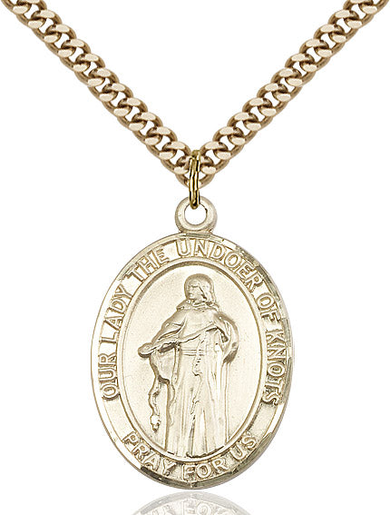 Our Lady the Undoer of Knots         7383GF/24G