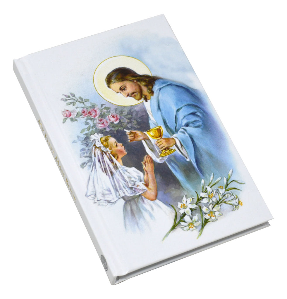 First Mass Book (Good Shepherd) An Easy Way Of Participating At Mass For Boys And Girls